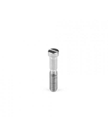 Śruba tytanowa M4x20 Walcowa DIN 920 - LBS Precision ti bolts